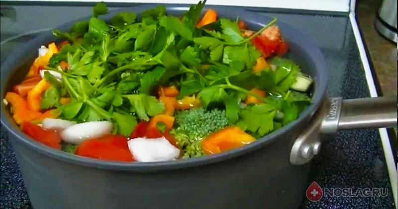 Очищающая диета - эффективное очищение и заметное похудение 11-5
