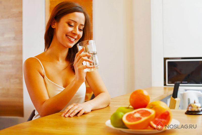 Как вывести воду из организма для похудения: действенные методики 9-3