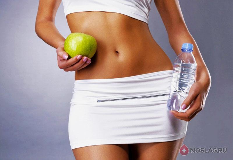 Как вывести воду из организма для похудения: действенные методики 9-5
