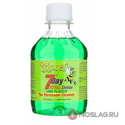 «Активная детоксикация организма за 7 дней» или активная очистка кишечника