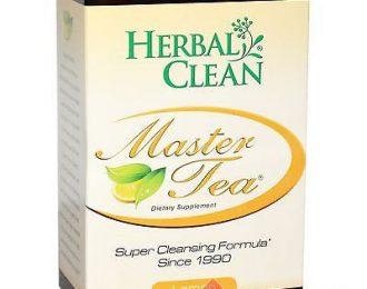 Чай травяной «Супер очищение на травах – Активный лимон» (16 пакетов)